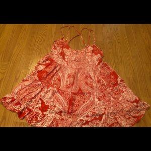 Billabong slip dress